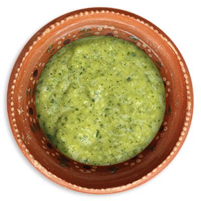 Guacamole con Chile