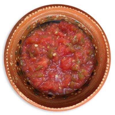 Salsa Molcajete