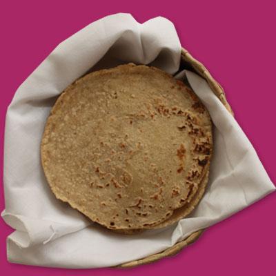 tortillas recien hechas