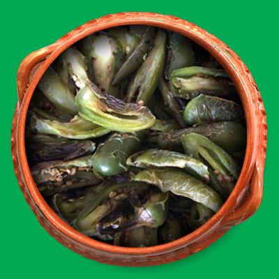 jalapeños